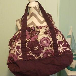 Thirty-one weekend bag purple